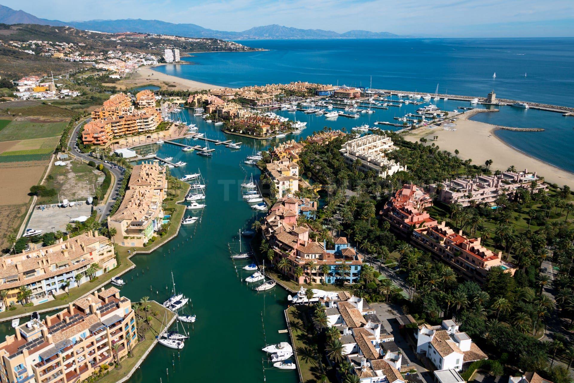 Sotogrande: luxury enclave where the sun sets on the Costa del Sol