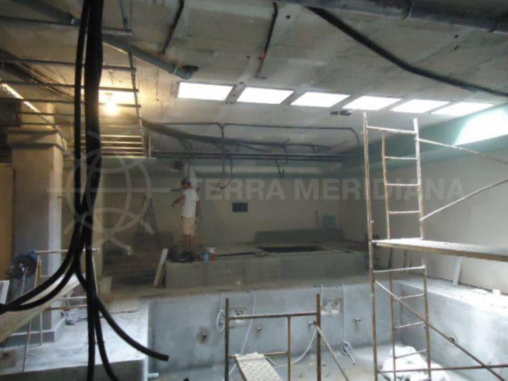 Villa Oasis: transforming the basement