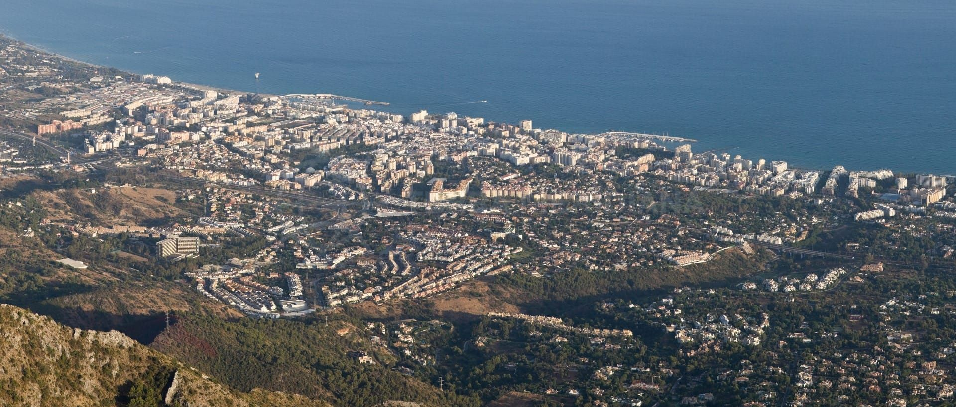 For residential property, Marbella and Estepona are ahead of the curve