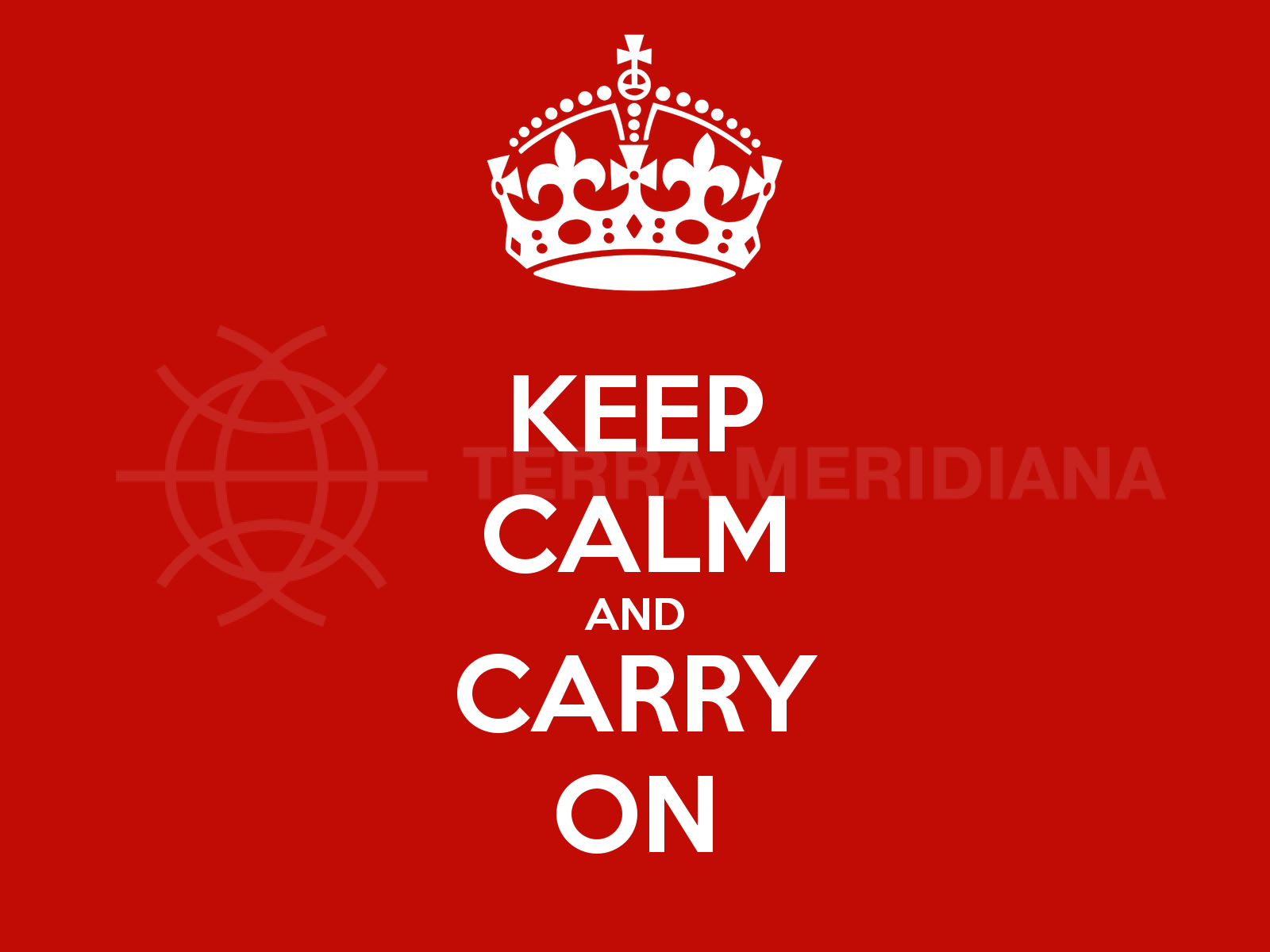 Brexit? Keep calm and carry on