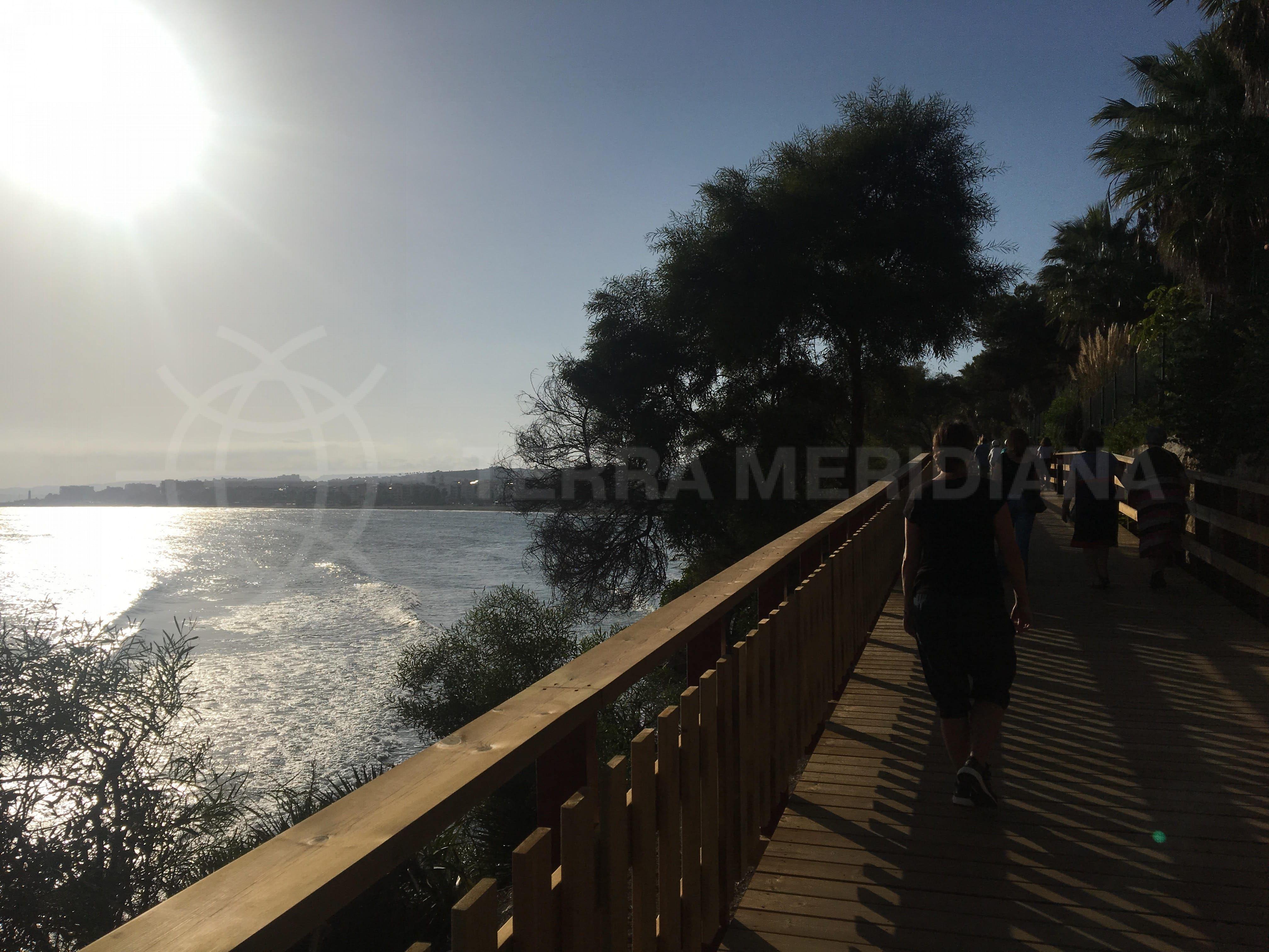 Costa del Sol coastal path continues expansion