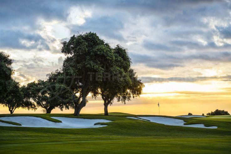 Les terrains de golf de Sotogrande