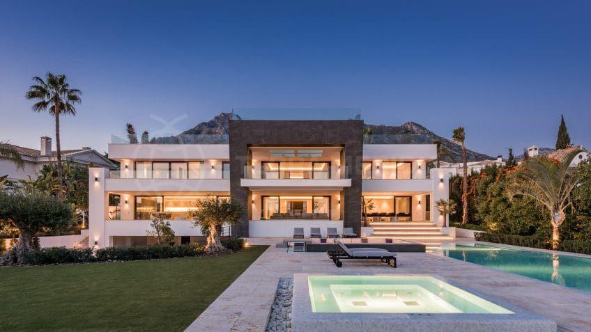 Villa Mozart Marbella Sierra Blanca