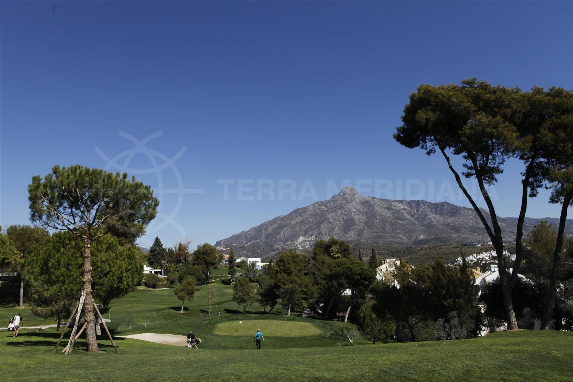 marbella golf courses