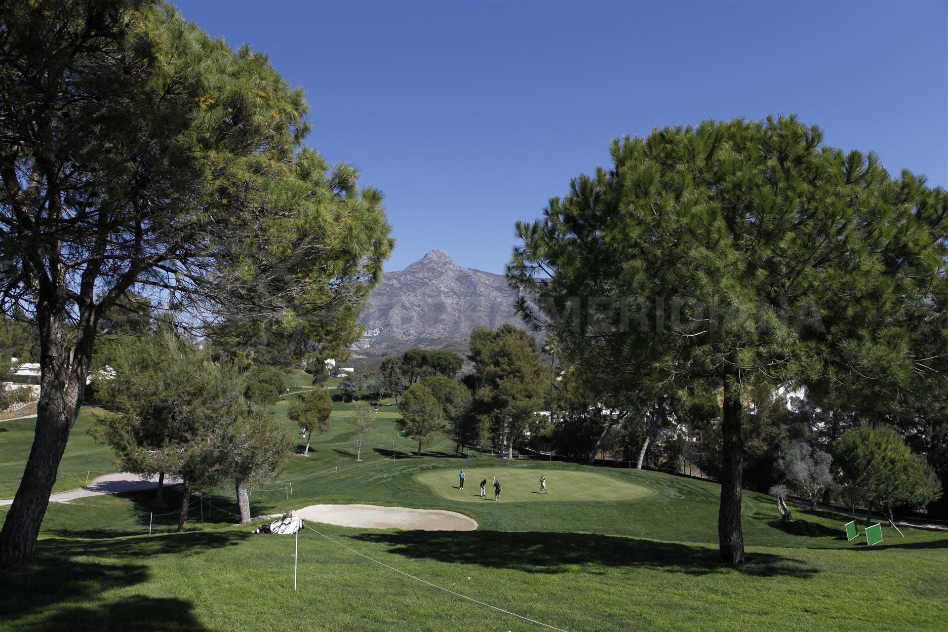 Guia de campos de golf en Marbella