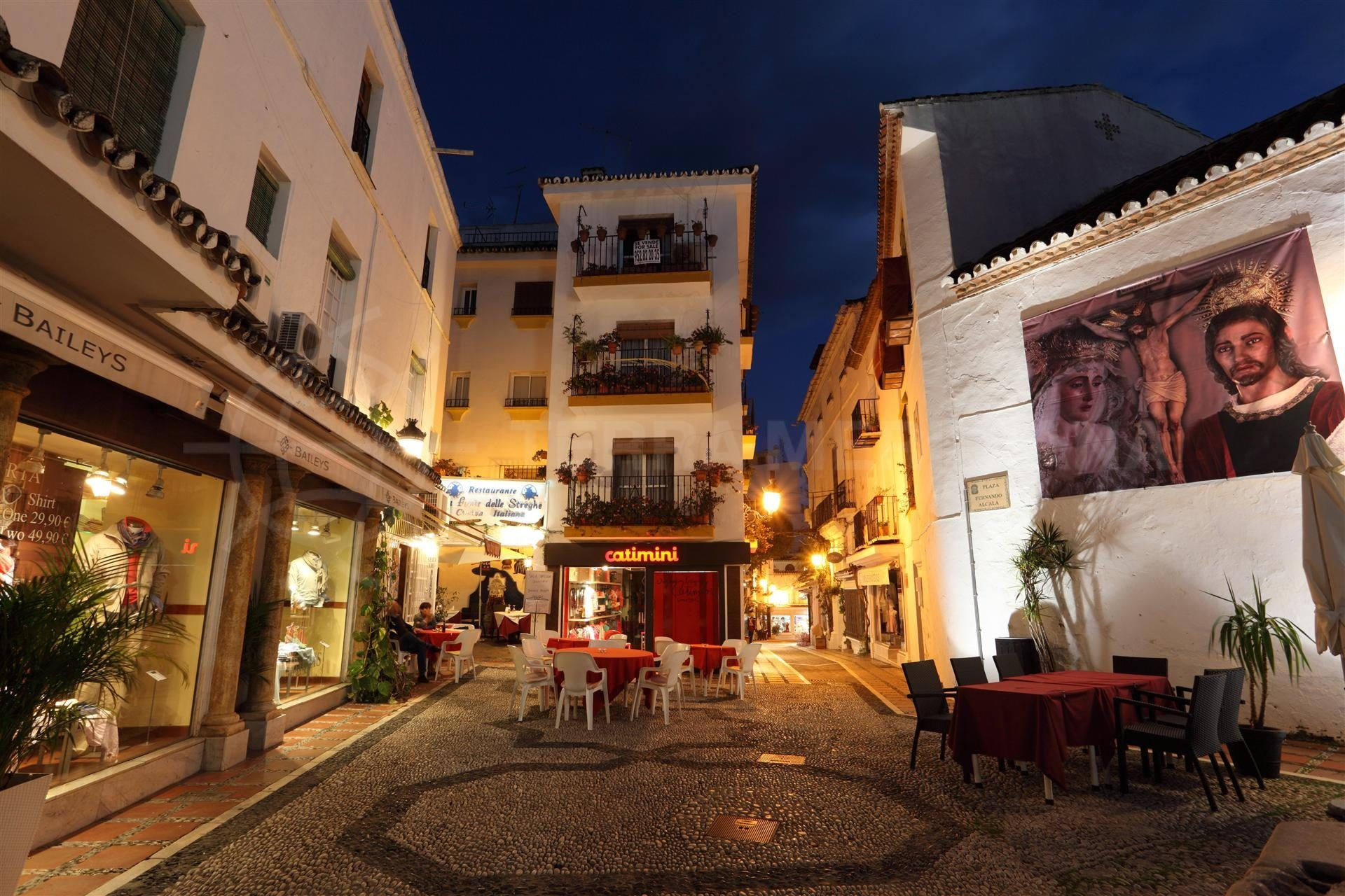 Guide to shopping in Marbella