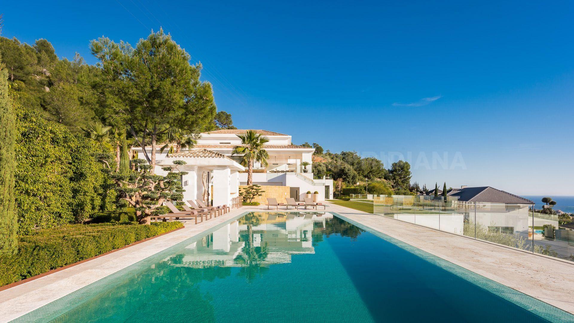Terra Meridiana announces exclusive opportunity to market exceptional luxury villa in Cascada de Camojan