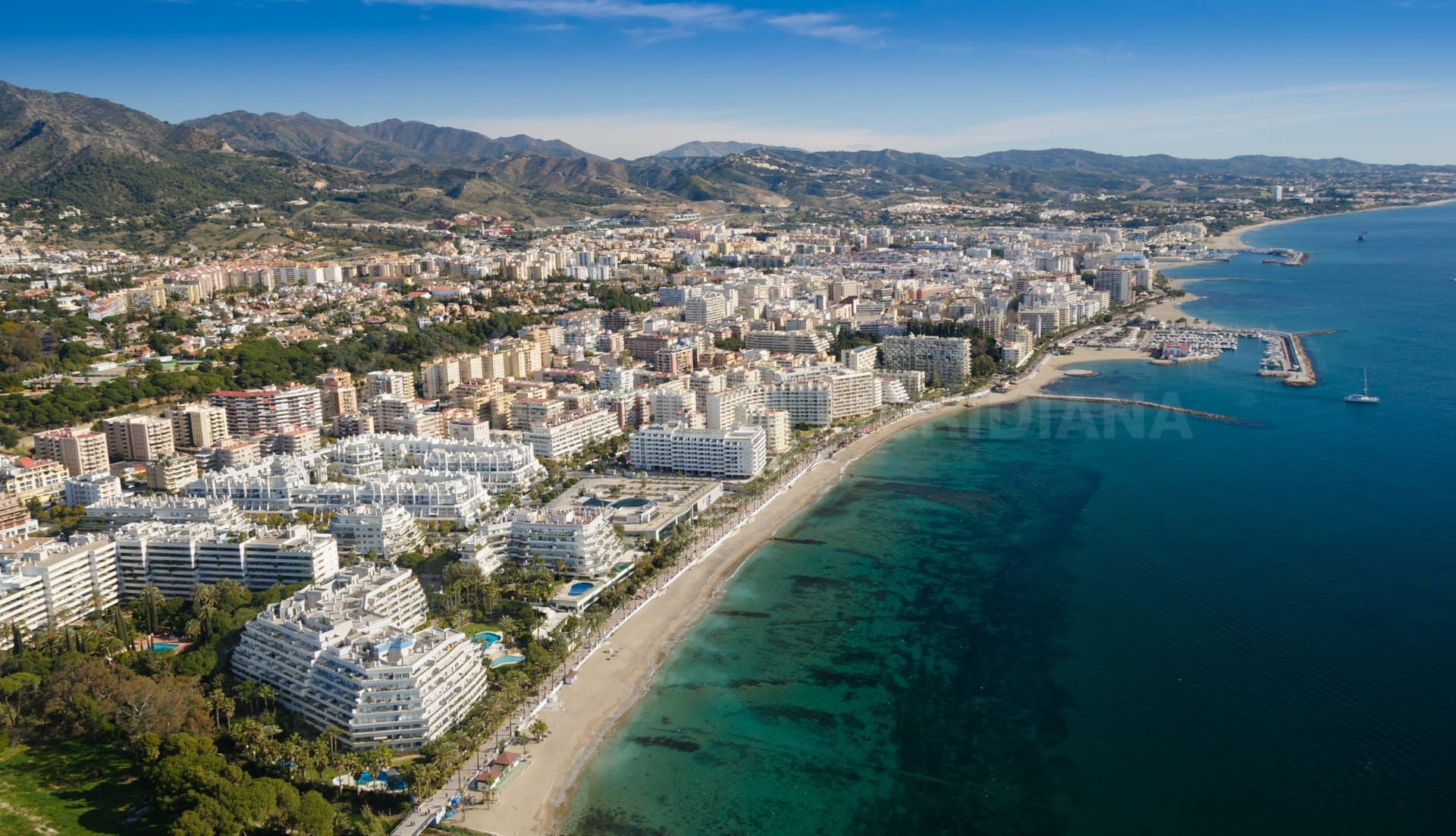 Guía de propiedades en Marbella
