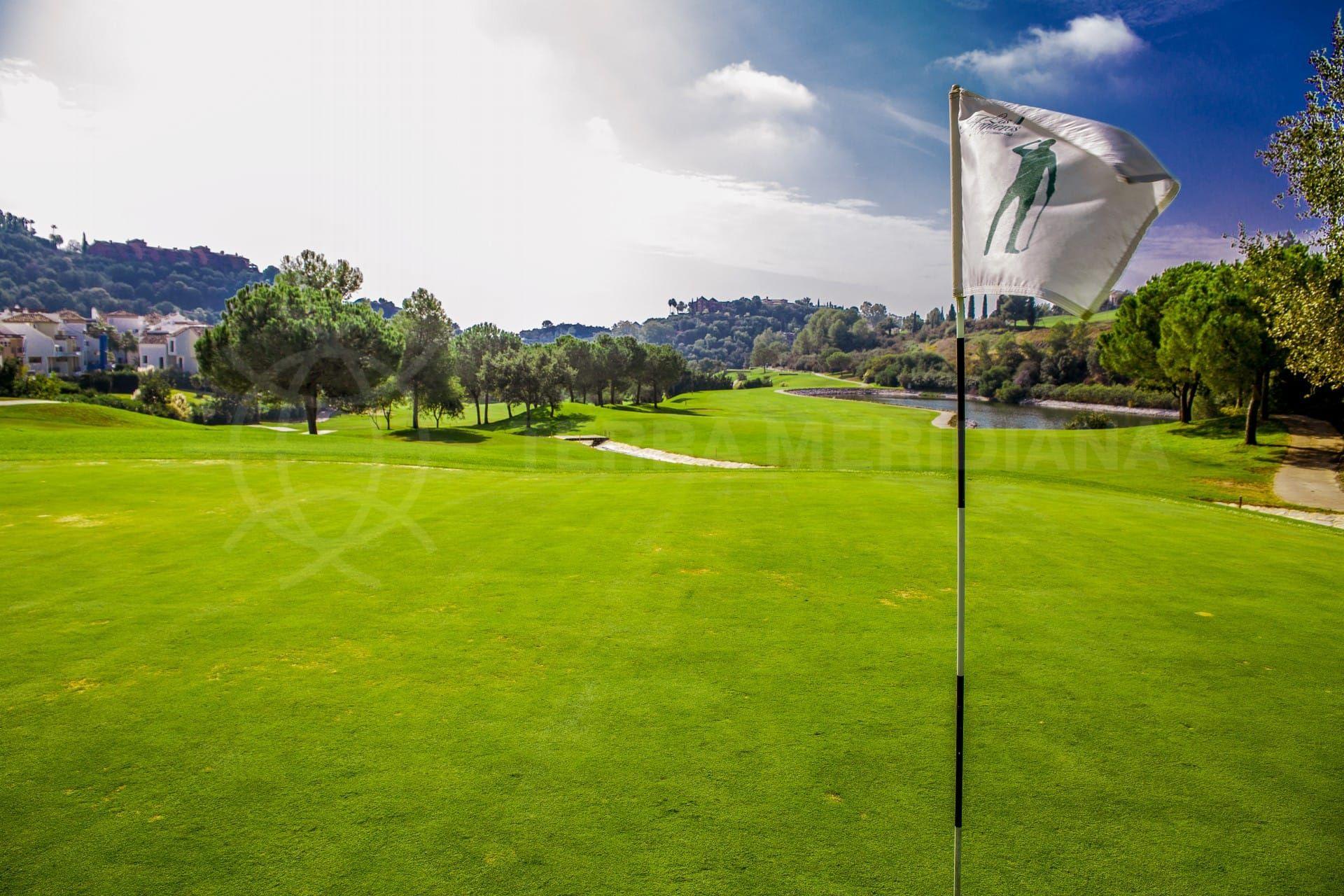 Campos de golf en Benahavis