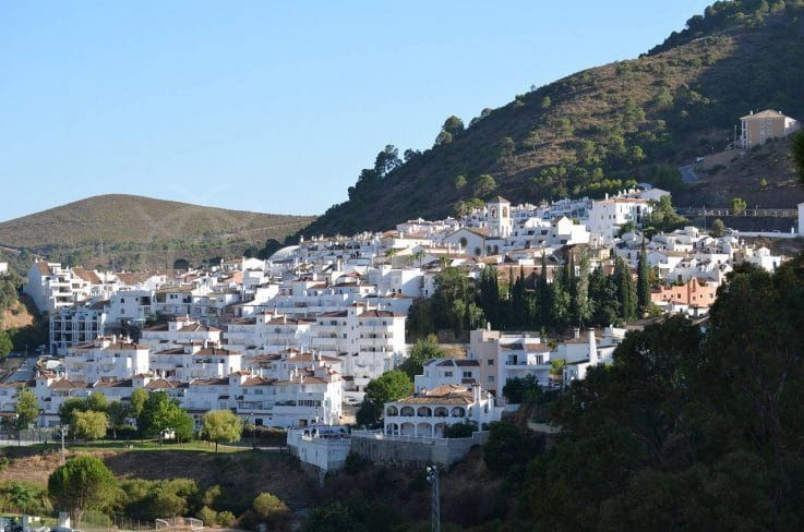 Featured White Village, Benahavis Pueblo
