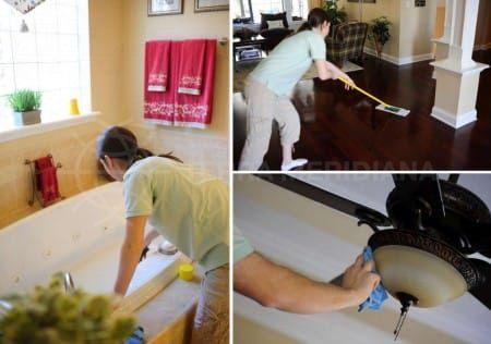 Ideas para hacer su casa el nuevo hogar de un comprador