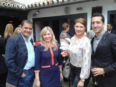 Un grupo nuevo de 'expats' se suma a la vibrante escena social de Marbella