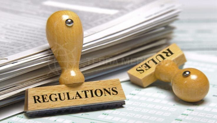 New regulations for estate agents