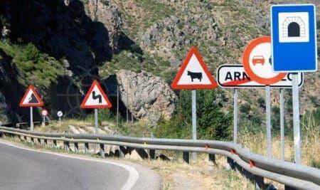 Cómo cumplir con las nuevas normas de circulación