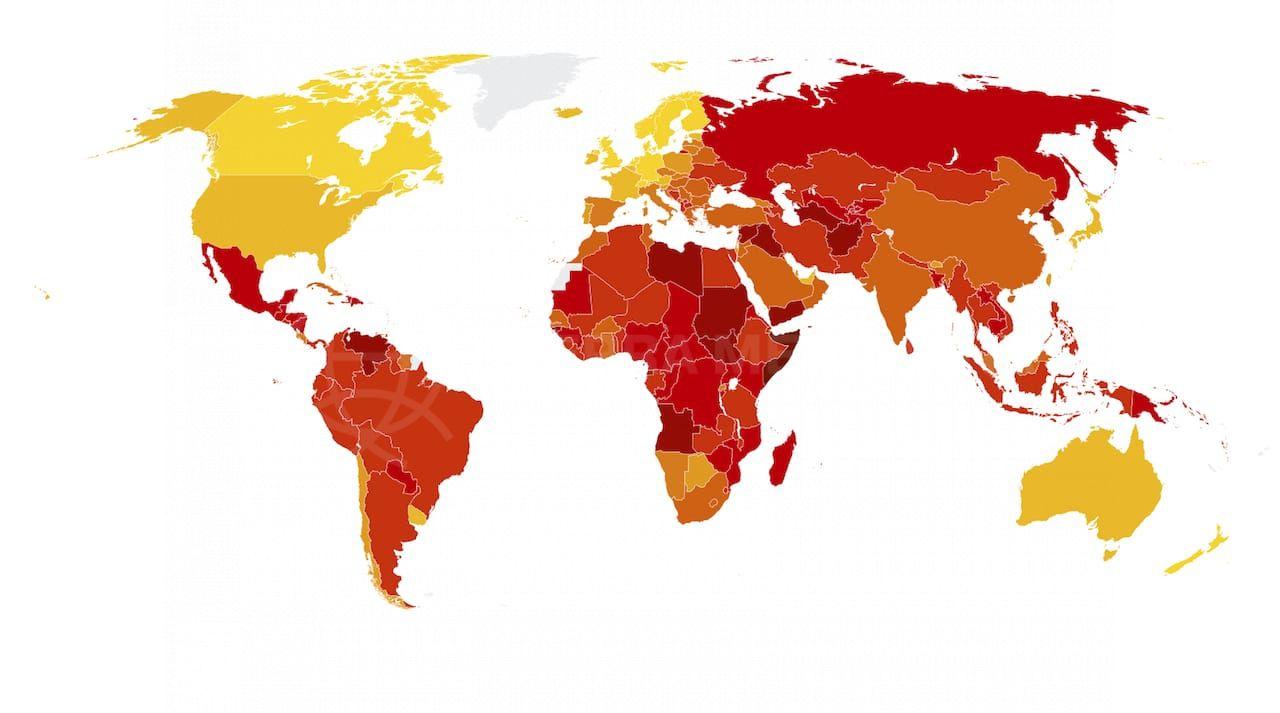 Le triste manque de données immobilières en ligne en Espagne