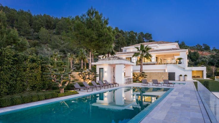 Villa Camoján: living the high life at Marbella's best address