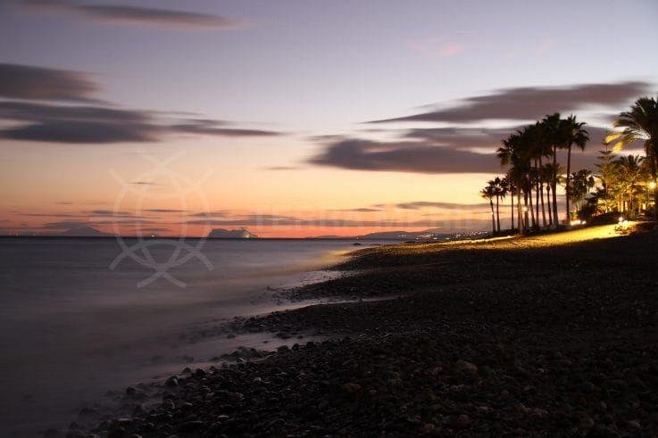 Estepona's beautiful Mediterranean Beaches