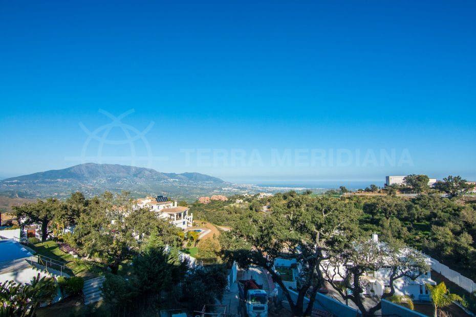 La Mairena – in the hills near Marbella