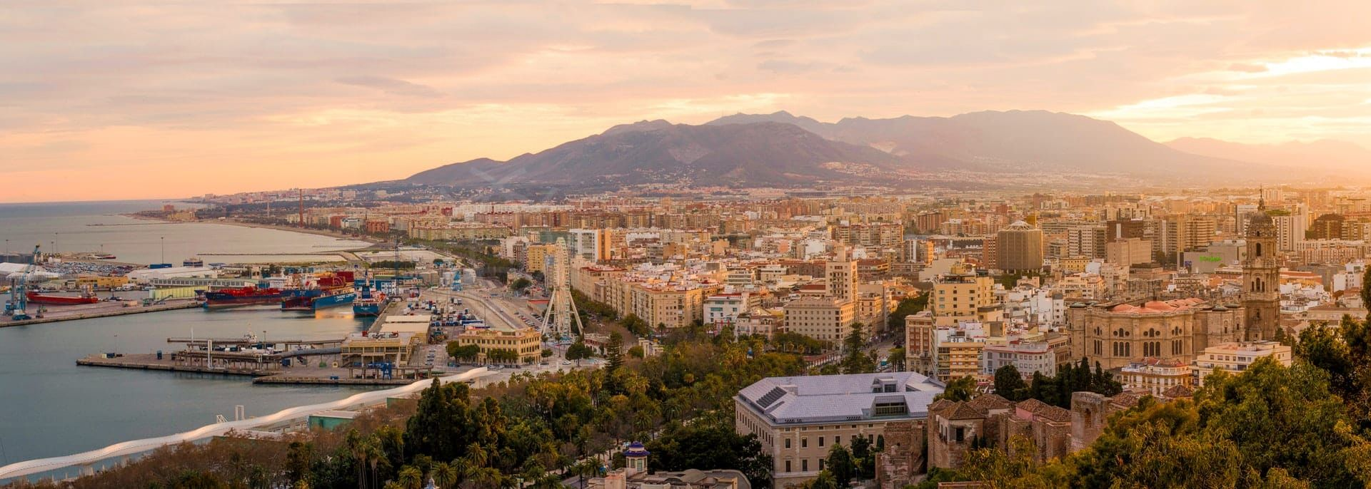 Málaga airport gets off to a flying start in 2019