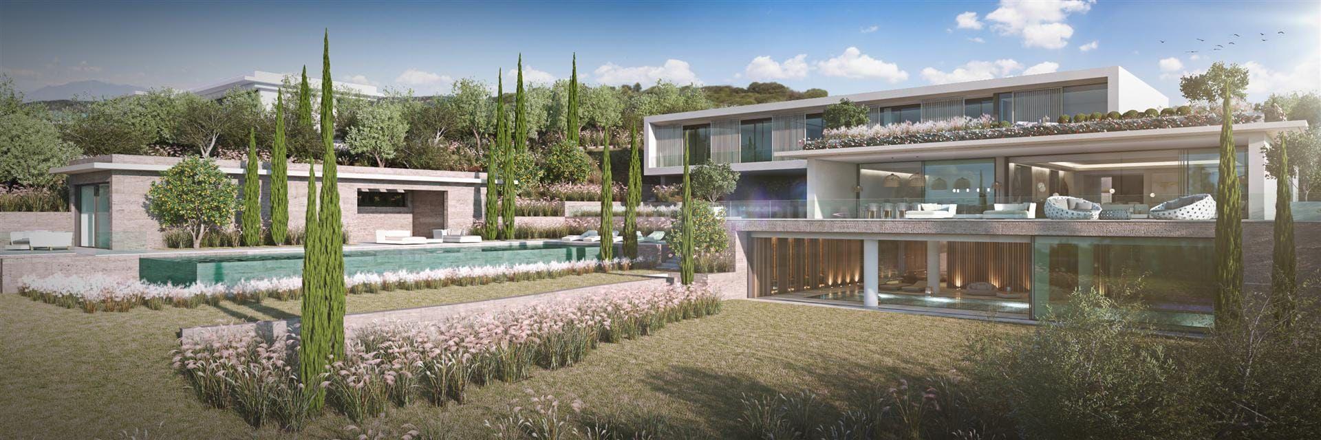 Villa Dorada: La villa dorada en La Reserva de Sotogrande
