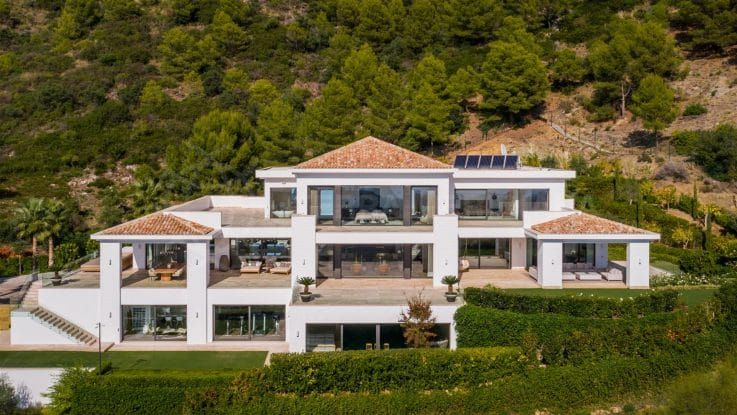Des villas ultra contemporaines par Ark