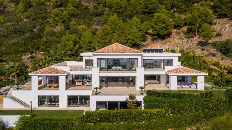 Des villas ultra contemporaines par Ark