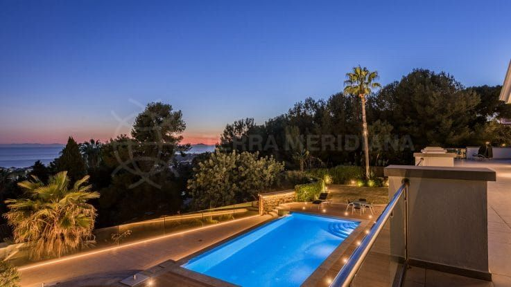 A Terra Meridiana Exclusive – stunning luxury villa for sale on Marbella Golden Mile
