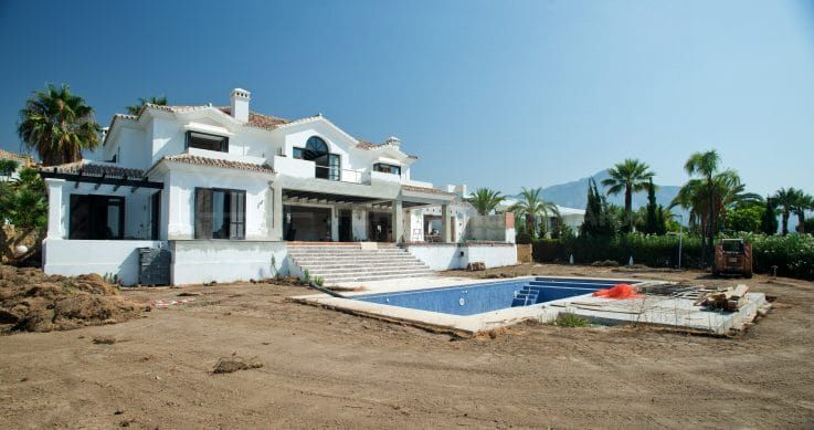 Buying a plot and building a home on the Costa del Sol – part 2