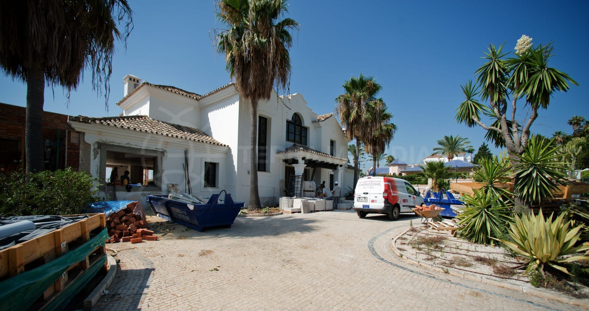 Buying a plot and building a home in Spain