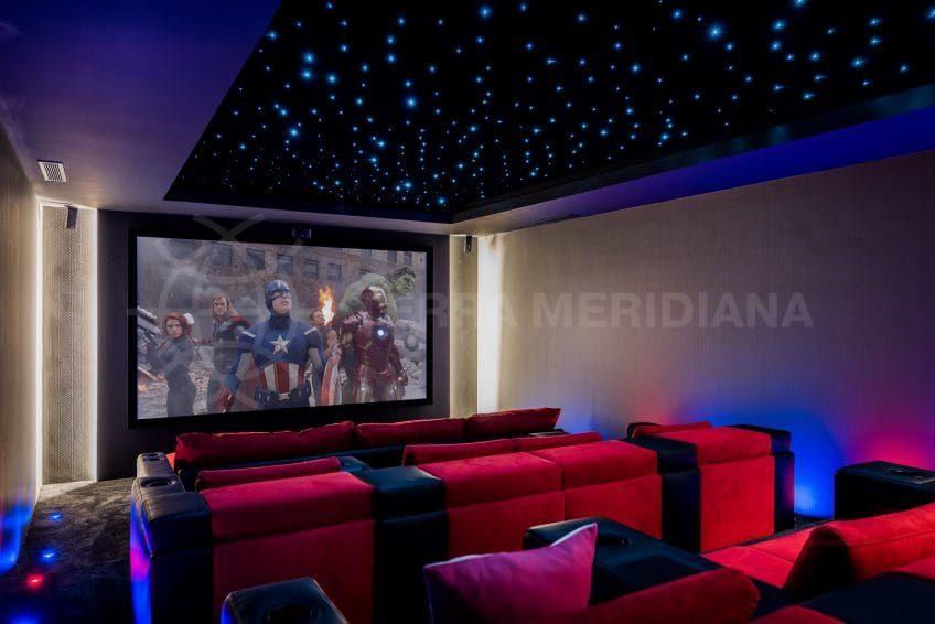 Cinema Villa Mozart, Marbella