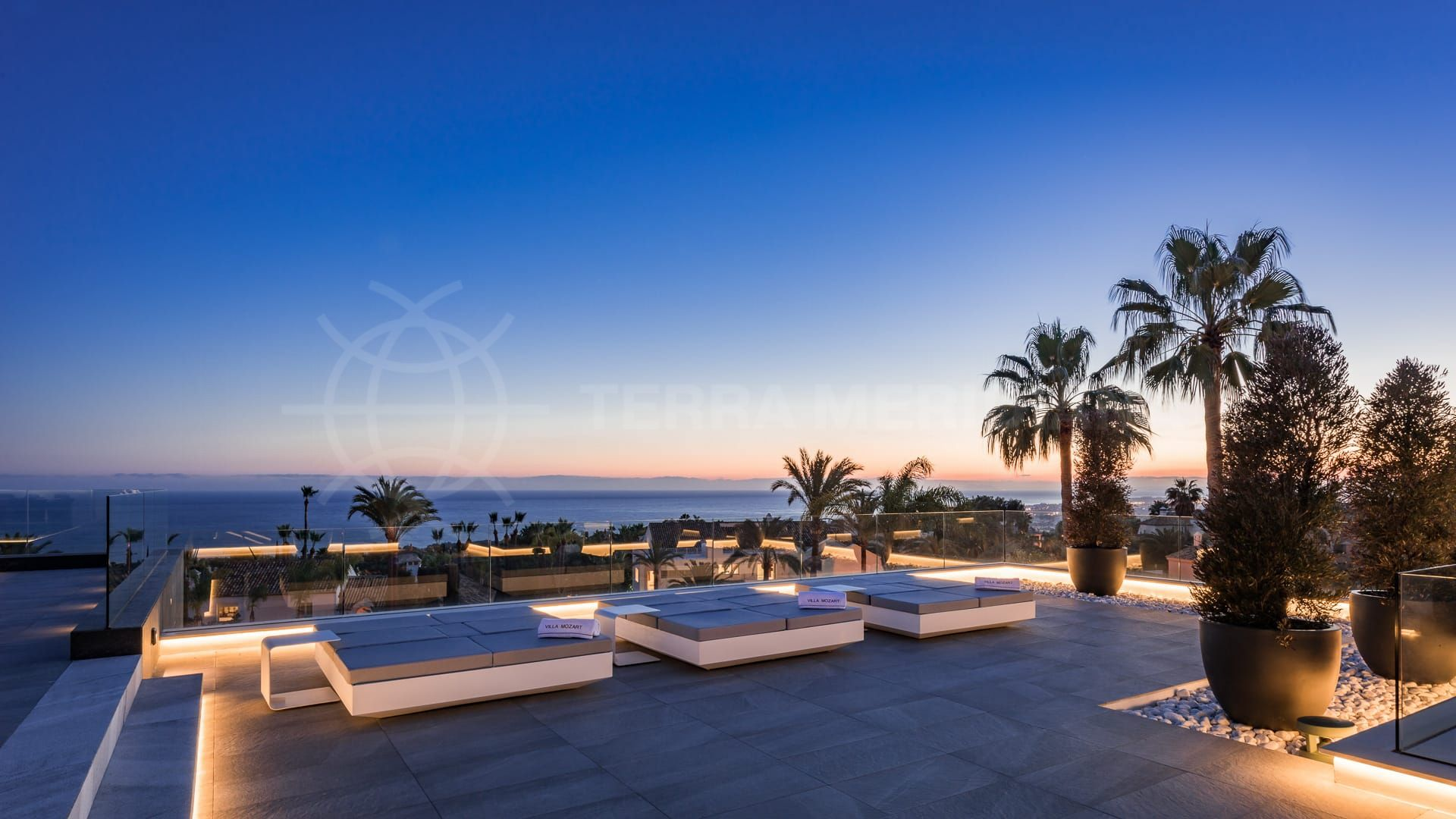 Sierra Blanca Property, a country club on the edge of Marbella
