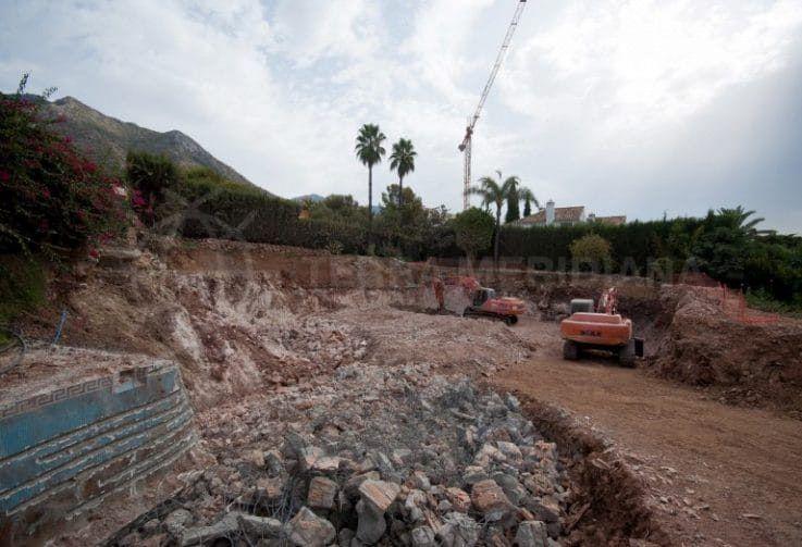 Étape 2 : construction du sous-sol