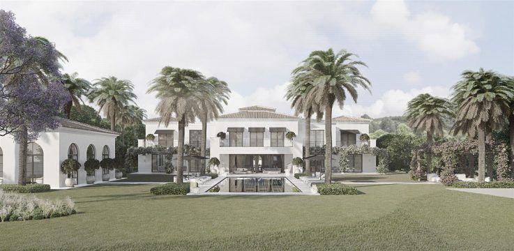 Villa Atrio, modern Mediterranean refinement in Cascada de Camoján
