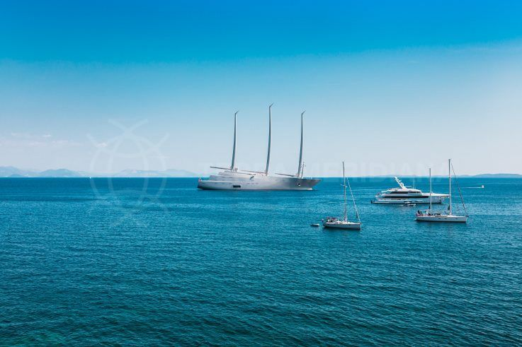 Elite superyachts vying for kudos in Puerto Banús