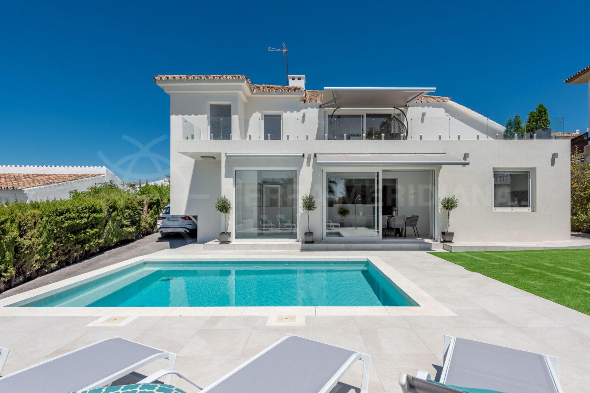 Modern villa in Seghers