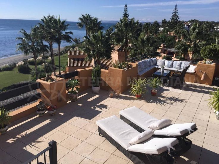Top frontline beach developments in Estepona—Los Granados del Mar