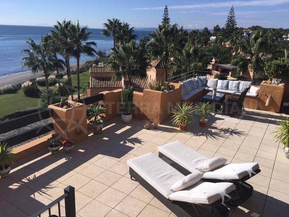 Top frontline beach developments in Estepona—Los Granados del Mar
