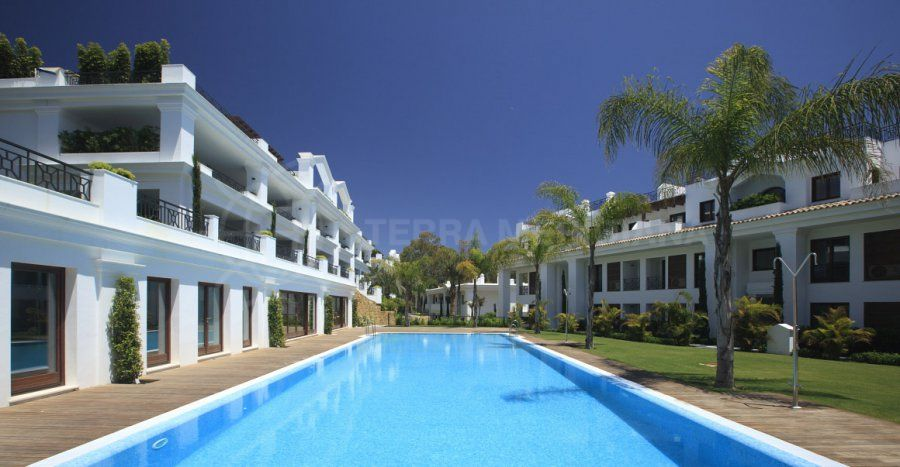 Top frontline beach developments in Estepona – Doncella Beach