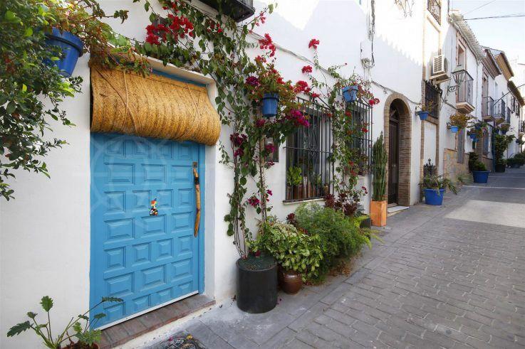 Estepona's delightful renovated Old Town properties