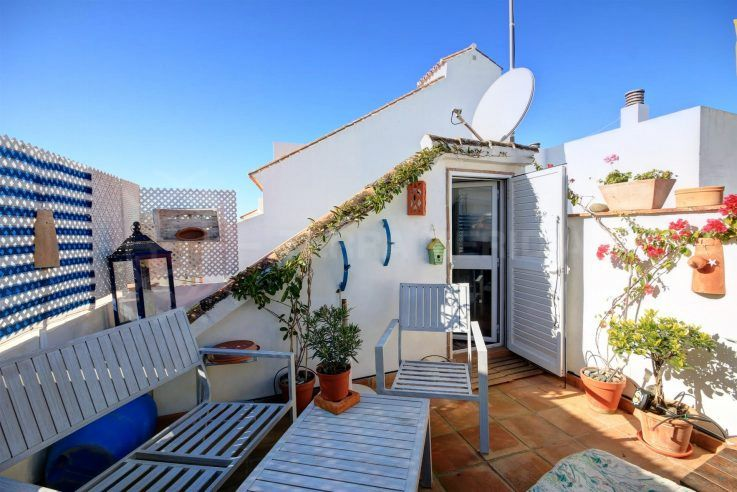 Estepona's delightful renovated Old Town properties