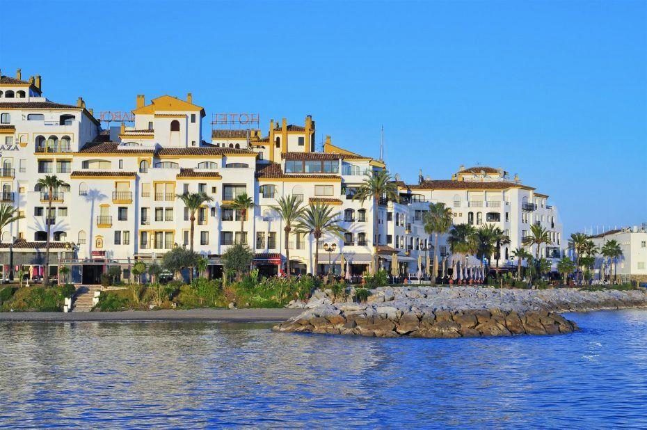 Mejores zonas de Marbella