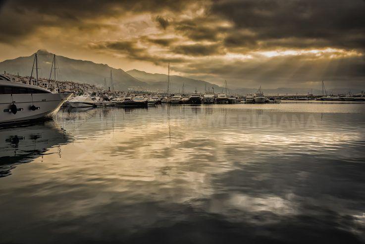 Jours de pluie à Marbella