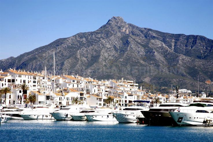 Puerto Banus Restaurants and Bars
