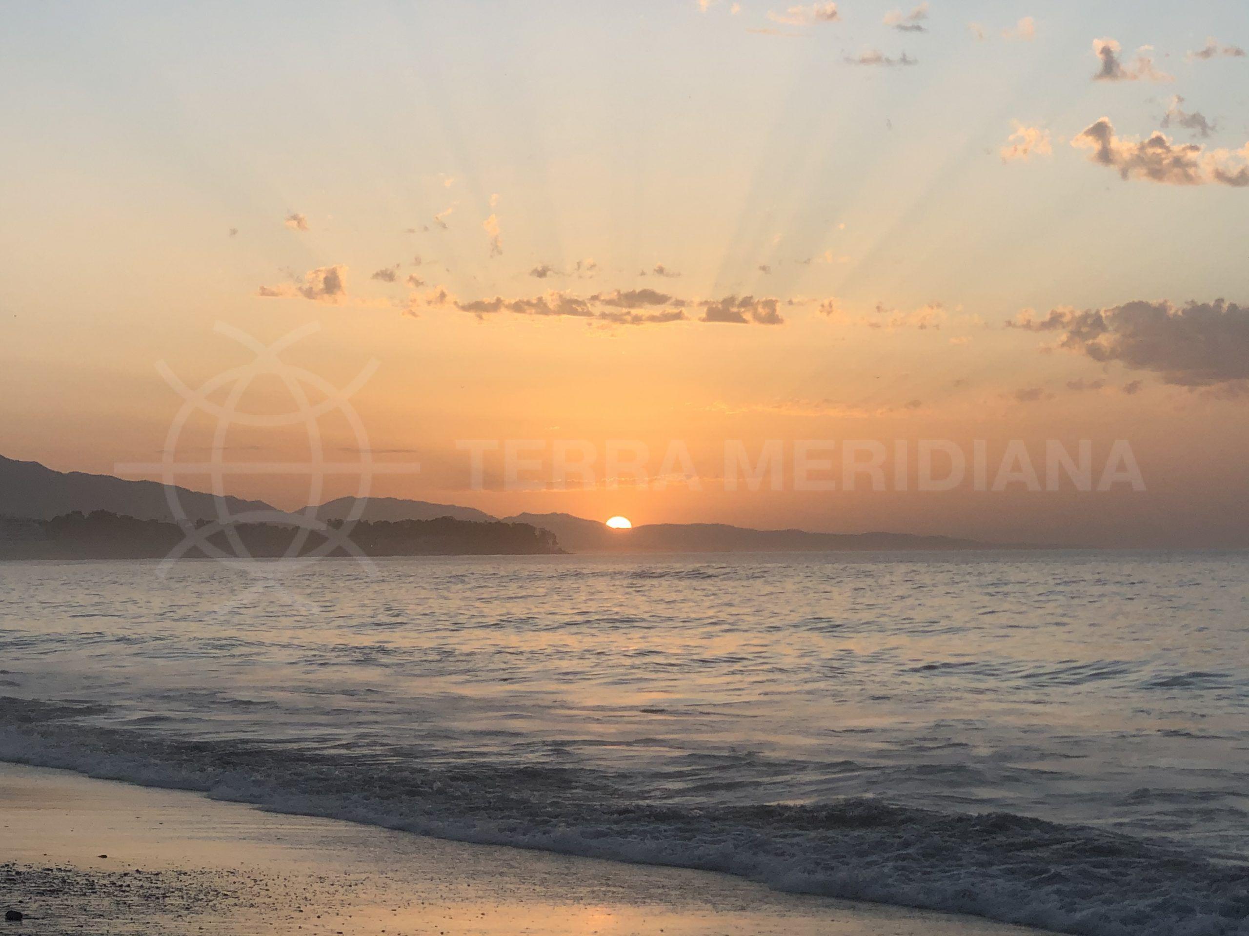 The sun is still shining on the Costa del Sol