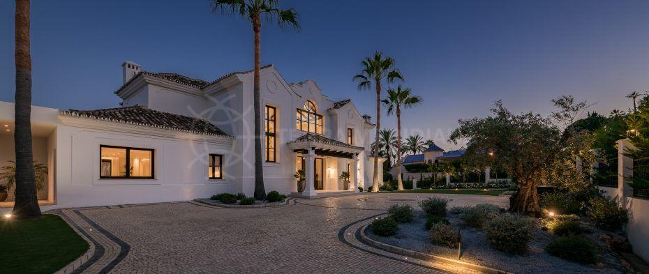 Beautiful villa for sale in La Cerquilla, Marbella