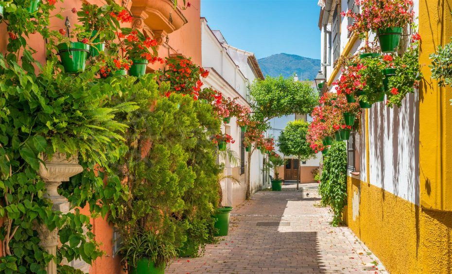 Estepona Town Hall promotes renovation of buildings