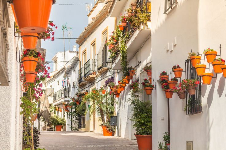 Check out our new interactive Estepona old town map