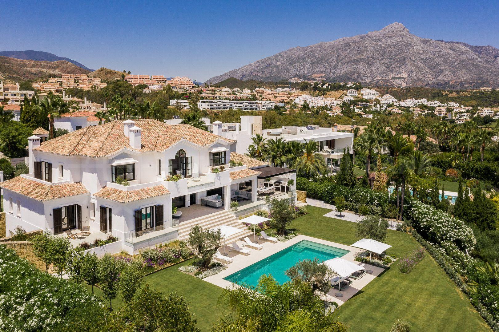 Villa Cerquilla – Marbella en su máximo esplendor