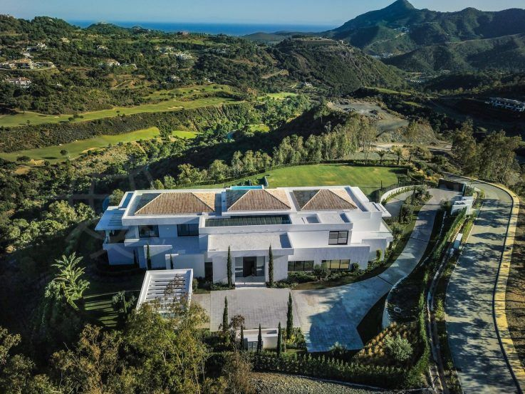 Top Marbella Areas – La Zagaleta Golf and Country Estate