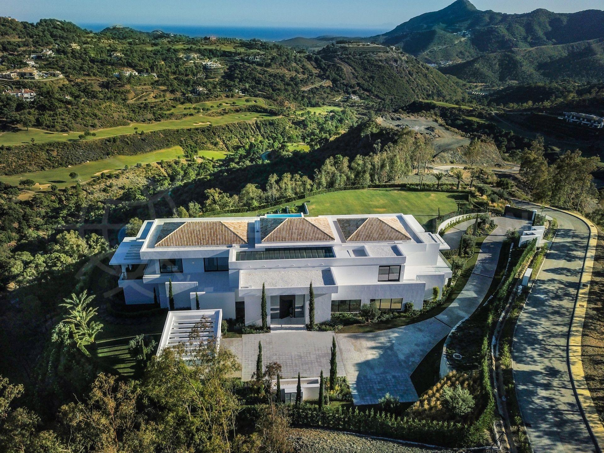 Top Marbella Areas – La Zagaleta Golf and Country Estate